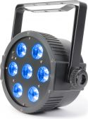 FlatPAR 7x 15W 5-in-1 LEDs
