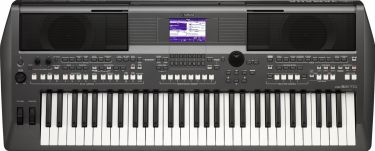 Yamaha PSR-S670 DIGITAL KEYBOARD (BLACK)