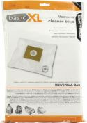 basicXL Replacement Vacuum Cleaner Bag Universal, BXL-50453