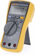 Fluke Multimeter digital FLUKE 117 TRMS AC 6000 Digits 600 VAC 600 VDC 10 ADC, FLUKE 117