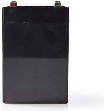 Nedis Rechargeable Lead-Acid Battery 12V   7200 mAh   151 x 65 x 95 mm, BALA720012V