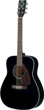 Yamaha F370 FOLK GUITAR (BLACK)