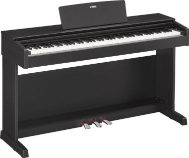 Yamaha YDP-143B DIGITAL PIANO (BLACK)