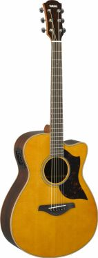 Yamaha AC1R II ELECTRIC ACOUSTIC GUITAR (VINTAGE NATURAL)