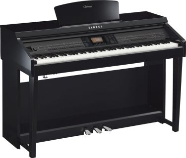 Yamaha CVP-701PE DIGITAL PIANO (BLACK POLISHED)