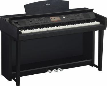 Yamaha CVP-705B DIGITAL PIANO (BLACK)
