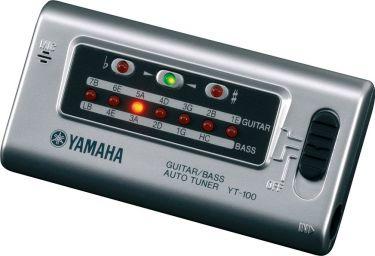 Yamaha YT100 GUITAR TUNER (GUITAR&BASS TUNER)