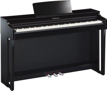 Yamaha CLP-625PE DIGITAL PIANO (POLISHED BLACK)
