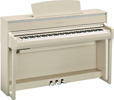 Yamaha CLP-675WA DIGITAL PIANO (WHITE ASH)