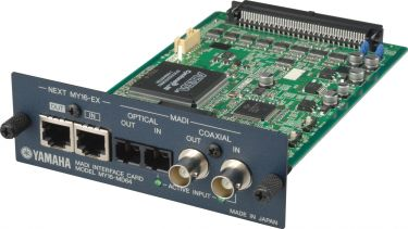 Yamaha MY16-MD64 DIGITAL I/O CARD (16CH MADI)