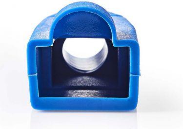 Nedis Strain Relief Boot | For RJ45 Network Connectors - 10 pieces | Blue, CCGP89900BU