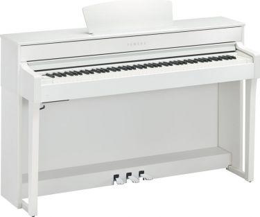 Yamaha CLP-635WH DIGITAL PIANO (WHITE)