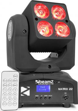 BeamZ Matrix 22 Moving Head