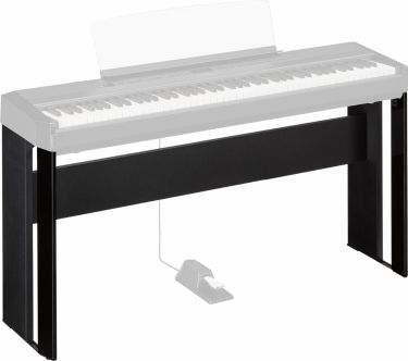 Yamaha L-515B KEYBOARD STAND (BLACK)