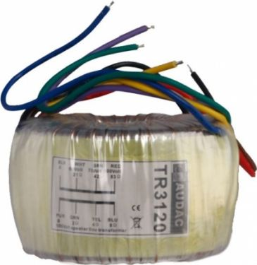 Audac Line transformer 100 volt 120 watt