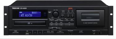 Tascam CD-A580 CD og kassette afspiller