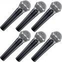 Shure SM58-LCE Dynamisk mikrofon til vokal - Pakkesæt