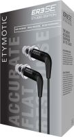 Etymotic ER3SE, No compromise, high-performance noise-isolating ear