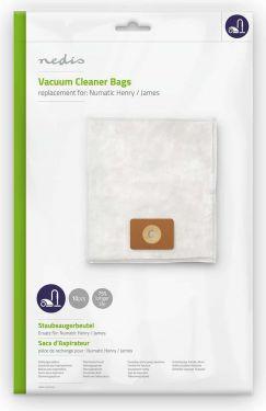 Nedis Vacuum cleaner bag Numatic Henry / James, DUBG120NUM10