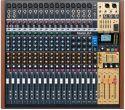 Tascam Model 24 analog mixer og 24 track digital recorder