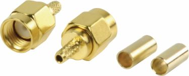 Valueline Connector SMA Male Metal, VLSP02100A