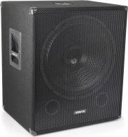"""SMWBA18 Bi-Amplifier Subwoofer 18"""" 1000W"""