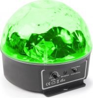 BeamZ Mini Star Ball RGBAWP 6x3W LED Musikstyret - Flotte effekter
