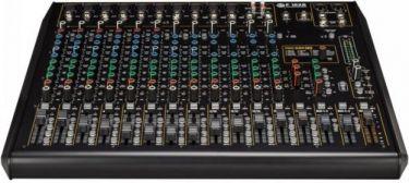RCF mixer F 16XR 16 kanaler, DSP og USB