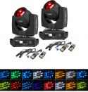 BeamZ professional Tiger E 7R Spot Moving head - Pakke med 2 stk
