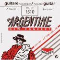 Musikinstrumenter, Savarez 1510 Argentine NT Sæt, Ball End