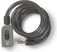 Nedis Bluetooth Bicycle Lock | Keyless Operation, LOCKBTB10BK