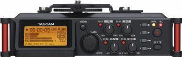 Tascam DR-70D Audio recorder til DSLR