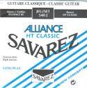 Musikinstrumenter, Savarez 540J Rød Alliance guitarstrengesæt, high