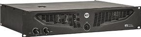 RCF iPS 3700 Power amp, Class H 2 x 1500W 4 Ohm