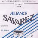 Savarez 542J Blå Alliance streng H2, pak m/10stk