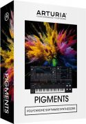 Arturia Pigments, Polychrome Software Synthesizer., An immensely po