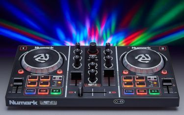 Numark Party Mix, DJ Controller with Built In Light Show