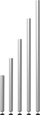 Stage Round leg 70-73cm (set of 4)