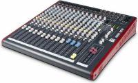 A&H ZED-16FX Mixer 10 mono/3 stereo m/USB og DSP