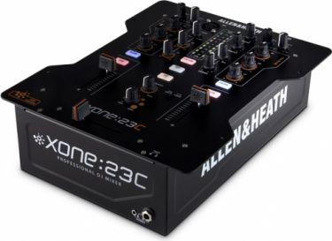 A&H Xone23C DJ Club mixer 2 input, 2 zoner