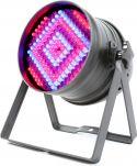 Par 64 LED lampe / 180x 10mm RGB LED'er / Auto Musikstyring og DMX