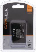 Camlink Rechargeable Lithium-Ion Camera Battery 3.7 V 1890 mAh, CL-BATNP95