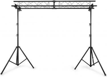 Lysstativer med 3m kraftig 3-kant lysbro (max belastning 100kg.)