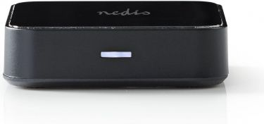 Nedis Trådløs lydmodtager | Bluetooth® | 3,5 mm udgang | Sort, BTRC100BK