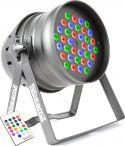 LED Par 64 36x 3W RGBW LEDs