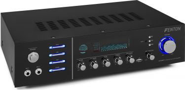 AV320BT 5-Channel Surround amplifier