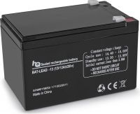 Rechargeable Lead-Acid Battery 12V 12Ah
