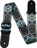 "Profile TSF03 Poly Strap Modern Paisley, 2"" Terylene sublimation pr"