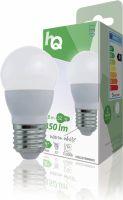 HQ LED Pære E27 G45 5.9 W 470 lm 2700 K, HQLE27MINI002