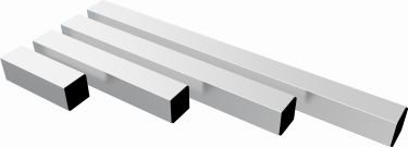 Stage Square Leg 80cm (set of 4)